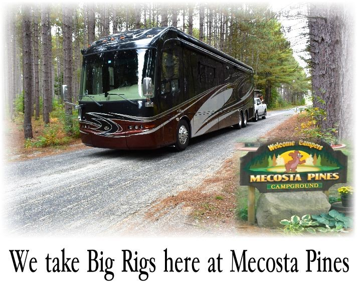 At Mecosta We Take Big Rigs - Click on the Photo for a larger version